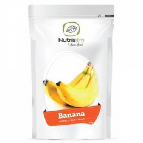Banany w proszku 125g